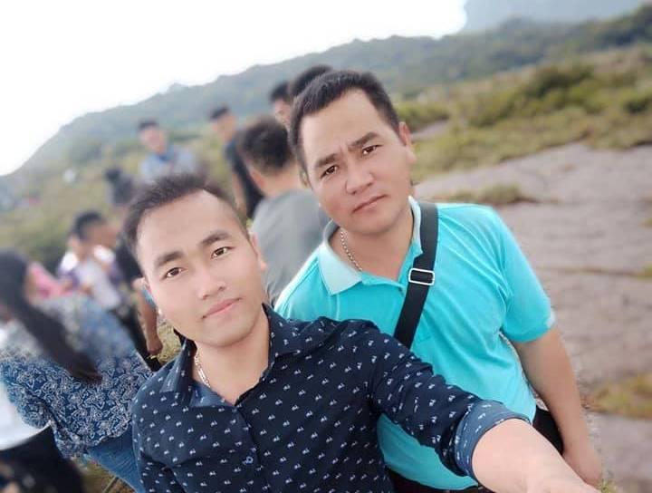 Giúp dân chạy lũ, trưởng công an xã ở Thanh Hóa bị đất vùi chết - Ảnh 4