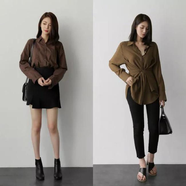 """Áo phông, chân váy hay quần âu - Loạt đồ có sẵn chỉ cần 20 cách """"mix"""" này là mặc đẹp suốt cả tháng 9 - Ảnh 10"""