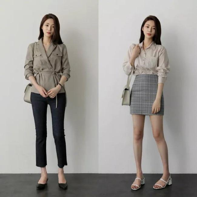 """Áo phông, chân váy hay quần âu - Loạt đồ có sẵn chỉ cần 20 cách """"mix"""" này là mặc đẹp suốt cả tháng 9 - Ảnh 3"""