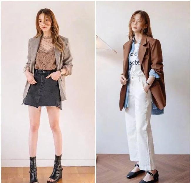 """Áo phông, chân váy hay quần âu - Loạt đồ có sẵn chỉ cần 20 cách """"mix"""" này là mặc đẹp suốt cả tháng 9 - Ảnh 4"""