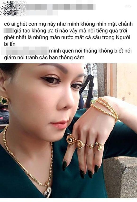 Bị chửi khùng, chảnh chọe, giả tạo, Việt Hương khiến anti-fan câm nín khi đáp trả thâm thúy - Ảnh 4