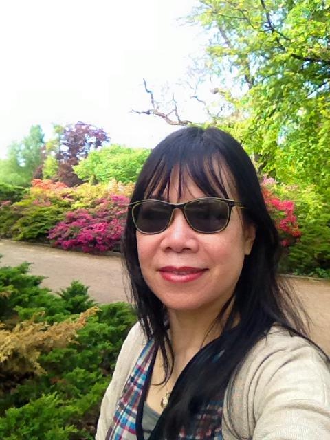 Chân dung chị gái lấy chồng Tây, hiếm khi xuất hiện của Á hậu Trịnh Kim Chi - Ảnh 6