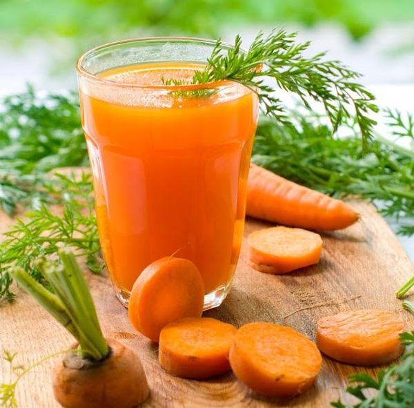 Hỗn hợp thức uống làm từ cà rốt giúp thải sạch độc tố trong cơ thể, da đẹp dáng thon bất ngờ - Ảnh 1