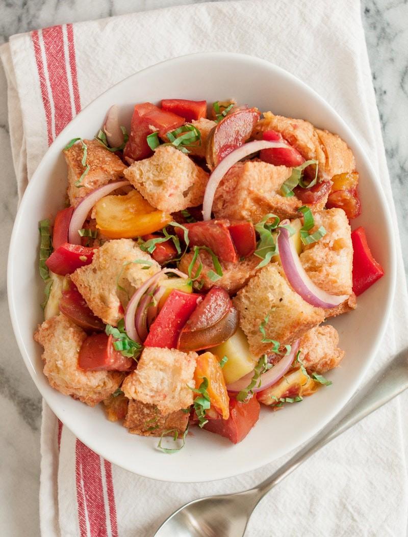 Bạn có biết salad bánh mì làm nhanh lại ngon ăn kiêng cực hợp! - Ảnh 6