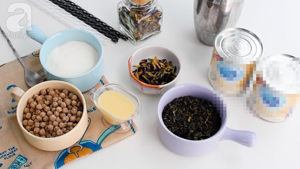 'Nóng bỏng tay' công thức pha trà sữa hoa đậu biếc ngon vi diệu - Ảnh 2