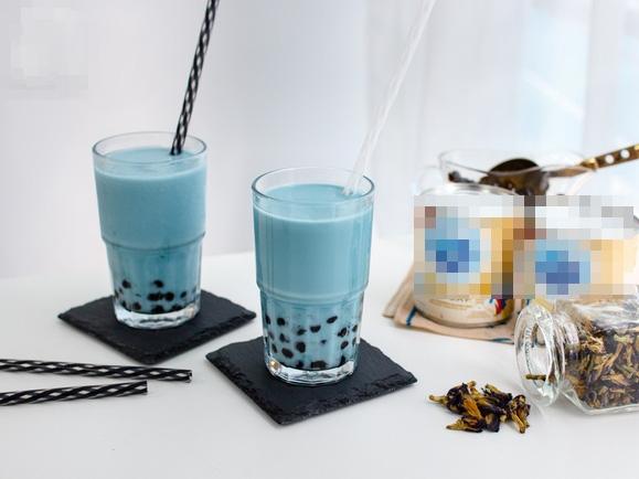 'Nóng bỏng tay' công thức pha trà sữa hoa đậu biếc ngon vi diệu - Ảnh 7