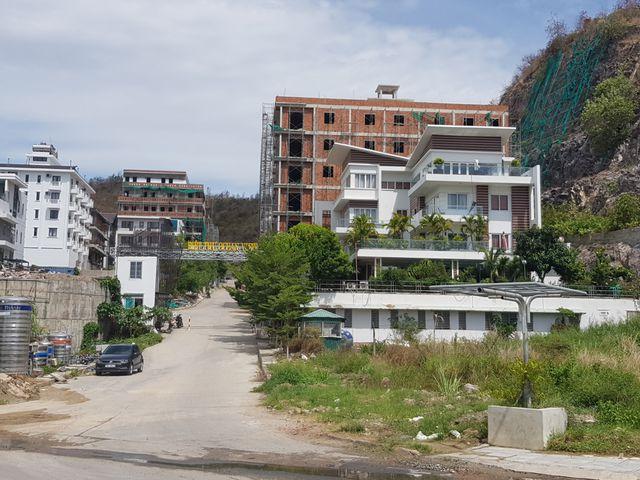 Chính thức buộc tháo dỡ hàng loạt biệt thự tại dự án Ocean View Nha Trang - Ảnh 1