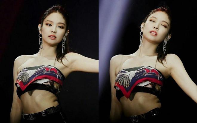 Giống sao Kpop, bạn gái tin đồn của Sơn Tùng buộc khăn làm áo - Ảnh 6