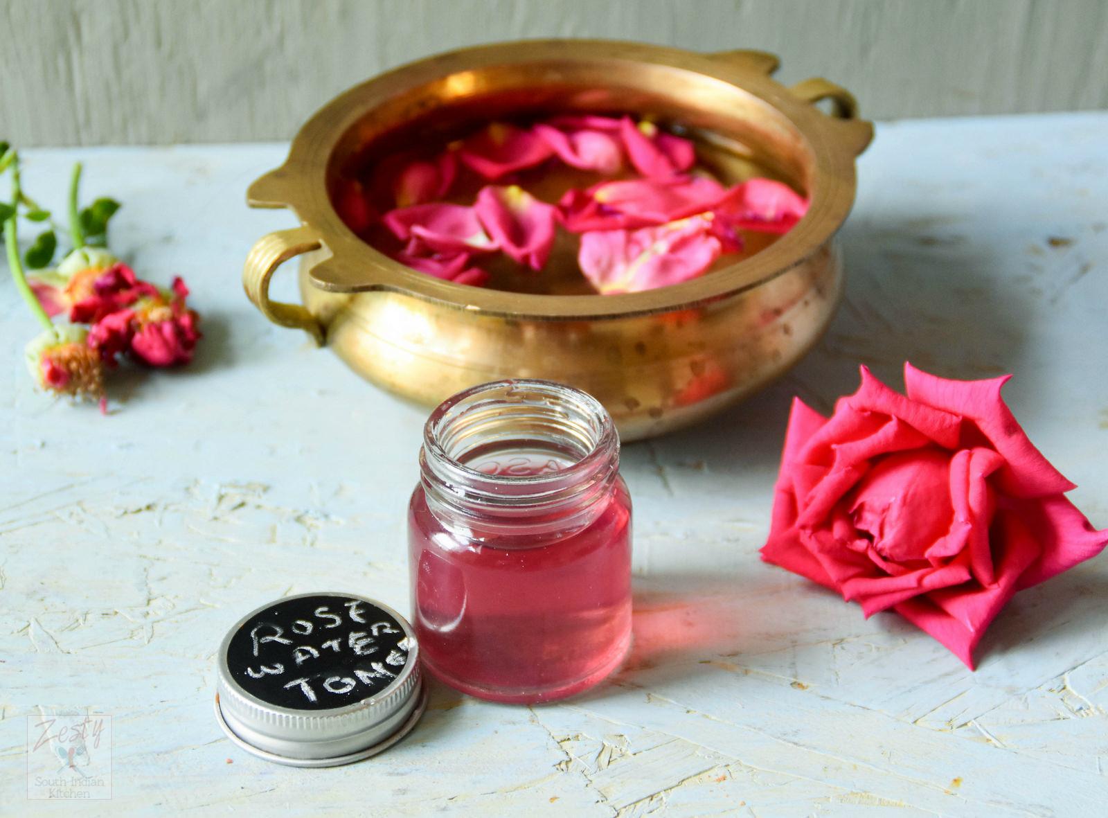 7 cách dùng nước hoa hồng để làm đẹp làn da và mái tóc, là phụ nữ tuyệt đối không nên bỏ qua - Ảnh 2