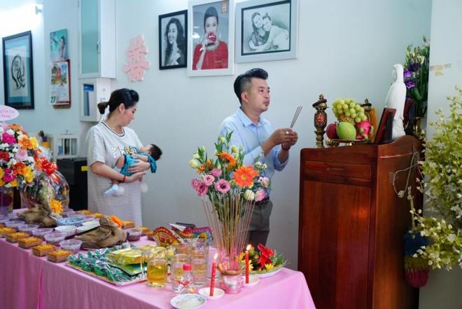 Vừa thấy cận mặt con trai Lê Khánh, Lương Thế Thành 'kêu trời' khi phát hiện ra điểm bất ngờ - Ảnh 8