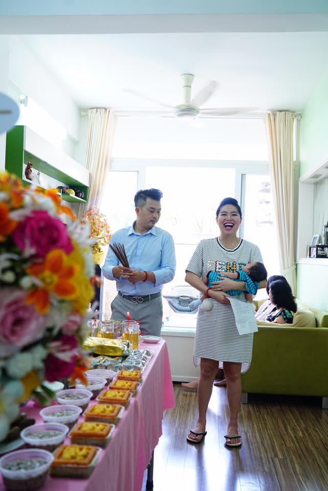 Vừa thấy cận mặt con trai Lê Khánh, Lương Thế Thành 'kêu trời' khi phát hiện ra điểm bất ngờ - Ảnh 10