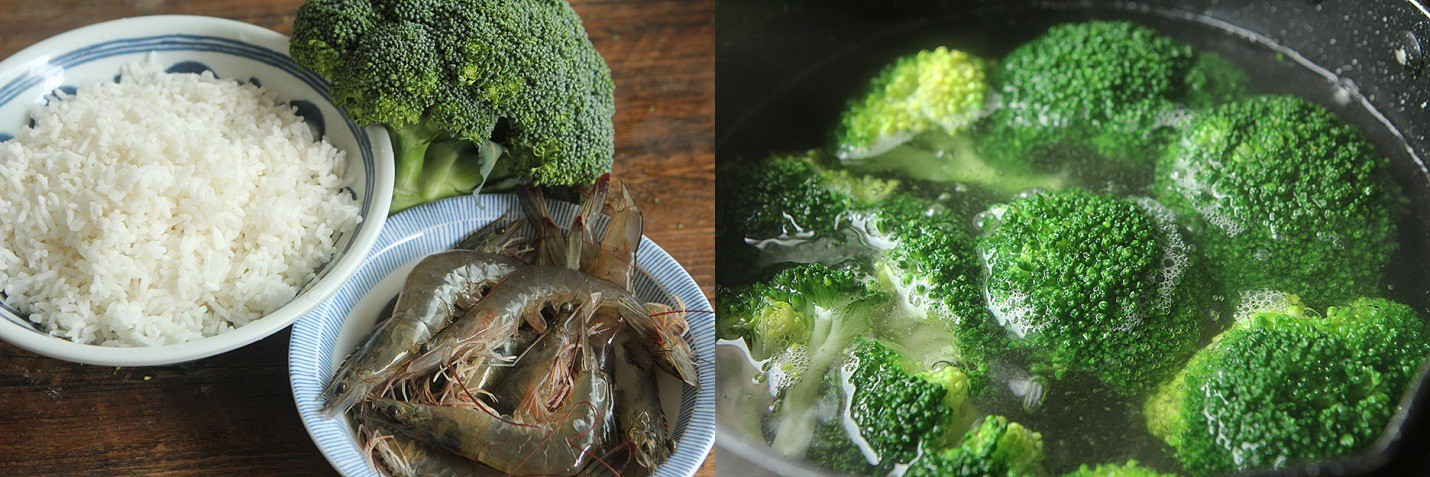 Đầu tuần bận rộn, tôi làm món cơm chiên 'màu xanh' là cả nhà ăn đủ chất mà lại nhanh - Ảnh 1