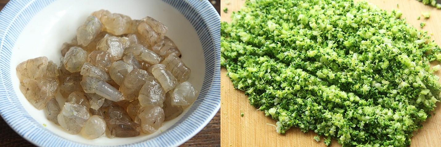 Đầu tuần bận rộn, tôi làm món cơm chiên 'màu xanh' là cả nhà ăn đủ chất mà lại nhanh - Ảnh 2