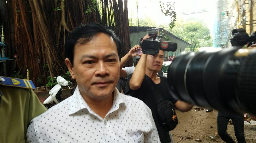 Ông Nguyễn Hữu Linh đi đường hầm riêng để vào phòng xét xử phúc thẩm kín - Ảnh 2