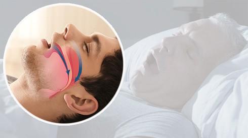 Ngủ ngáy không phải cho 'vui nhà' mà có nguy cơ đột tử, ngừng thở - Ảnh 1