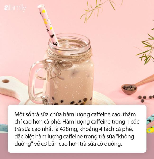 Chuyên gia cảnh báo 3 yếu tố nguy hiểm của trà sữa đang hủy hoại sức khỏe con người - Ảnh 1