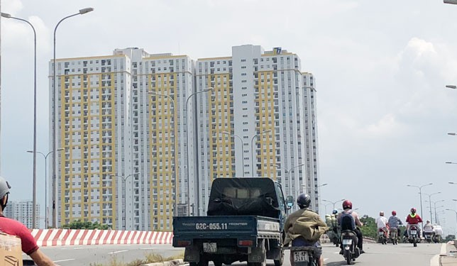 TP HCM: Loạn số nhà, chung cư vì... mê tín! - Ảnh 1