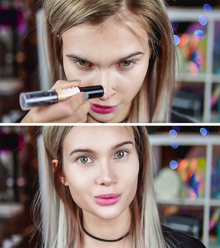 Phụ nữ mới học trang điểm nhất định phải biết 10 mẹo makeup này để trông xinh đẹp và hấp dẫn hơn - Ảnh 8
