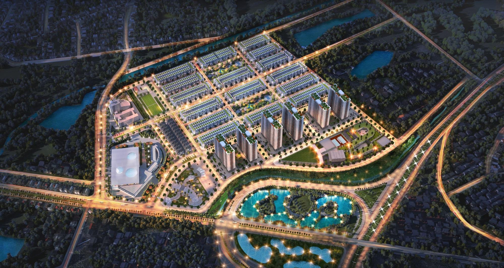 Sở hữu liền kề tại Him Lam Green Park chỉ với 600 triệu đồng - Ảnh 1
