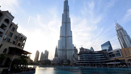 5 tòa nhà chọc trời đang cao nhất thế giới - Ảnh 1
