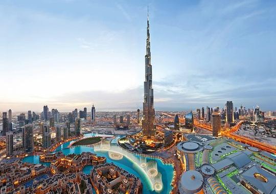 5 tòa nhà chọc trời đang cao nhất thế giới - Ảnh 2