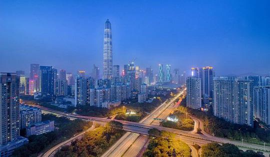 5 tòa nhà chọc trời đang cao nhất thế giới - Ảnh 8