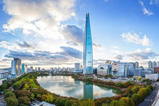 5 tòa nhà chọc trời đang cao nhất thế giới - Ảnh 9