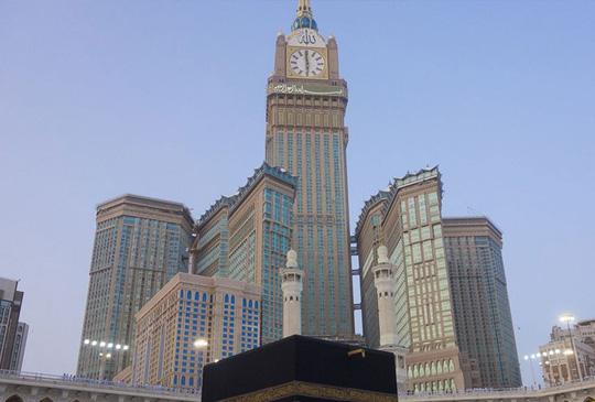 5 tòa nhà chọc trời đang cao nhất thế giới - Ảnh 5