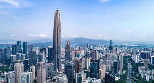 5 tòa nhà chọc trời đang cao nhất thế giới - Ảnh 7