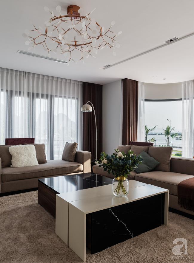 Biệt thự 378m² tạo nên dấu ấn khác biệt với vẻ đẹp hiện đại ở Hạ Long - Ảnh 2