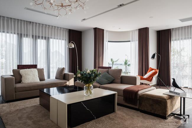 Biệt thự 378m² tạo nên dấu ấn khác biệt với vẻ đẹp hiện đại ở Hạ Long - Ảnh 3