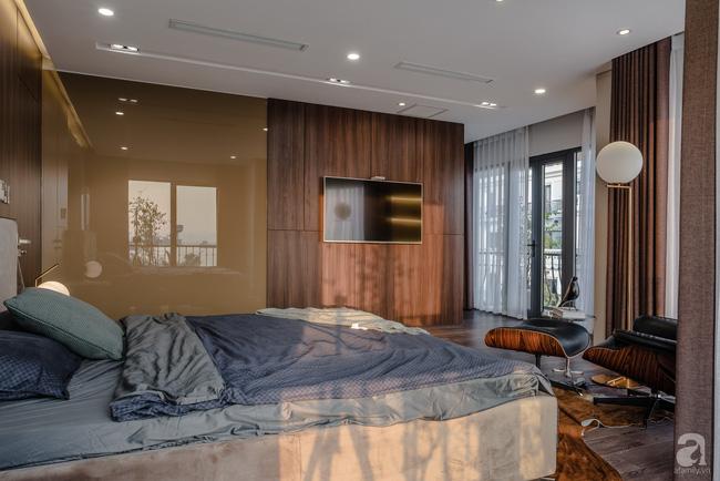 Biệt thự 378m² tạo nên dấu ấn khác biệt với vẻ đẹp hiện đại ở Hạ Long - Ảnh 20