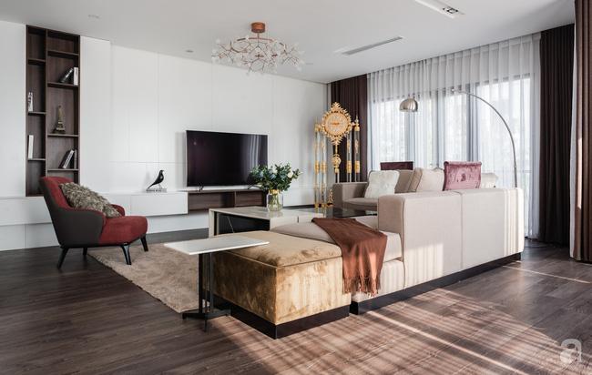 Biệt thự 378m² tạo nên dấu ấn khác biệt với vẻ đẹp hiện đại ở Hạ Long - Ảnh 5