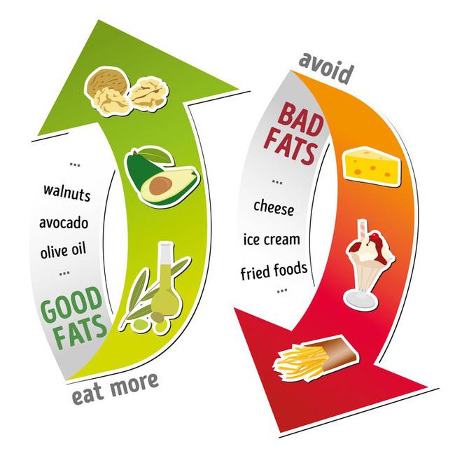 Có 1 loại chất béo ai cũng nghĩ là không tốt và cần tránh nhưng hóa ra không hẳn là vậy - Ảnh 1