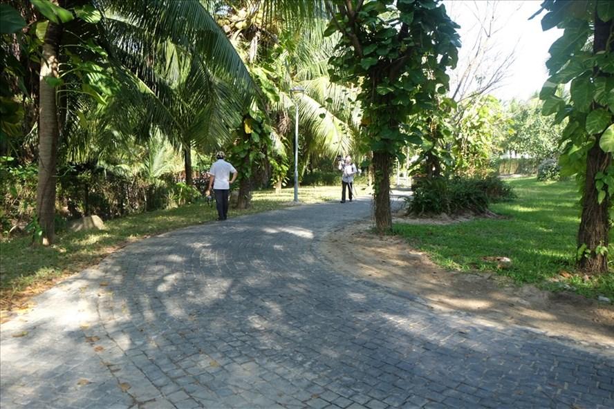 Đà Nẵng: Điều chỉnh quy mô đầu tư các lối đi bộ xuống biển - Ảnh 1