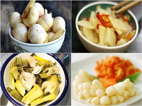 Lưu ý khi ăn các món dưa cà muối ngày Tết để không làm tăng nguy cơ hại sức khoẻ - Ảnh 3