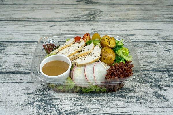5 loại salad cực healthy thay cơm cho nàng giảm cân - Ảnh 2