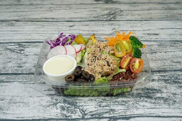5 loại salad cực healthy thay cơm cho nàng giảm cân - Ảnh 3