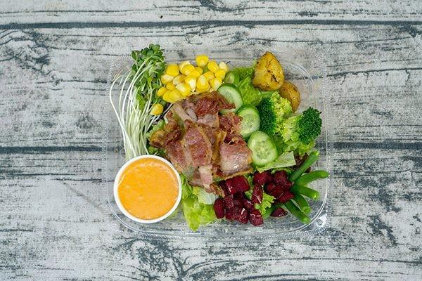 5 loại salad cực healthy thay cơm cho nàng giảm cân - Ảnh 5