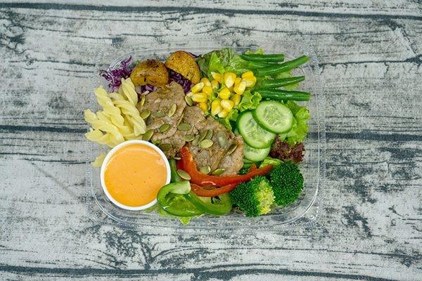 5 loại salad cực healthy thay cơm cho nàng giảm cân - Ảnh 6