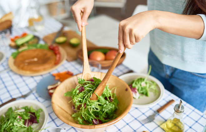6 quy tắc ăn uống giúp bạn giảm cân nhanh hơn - Ảnh 1