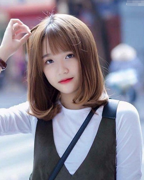 Gợi ý bạn gái những kiểu tóc ngắn đẹp nhất 2019 - Ảnh 3