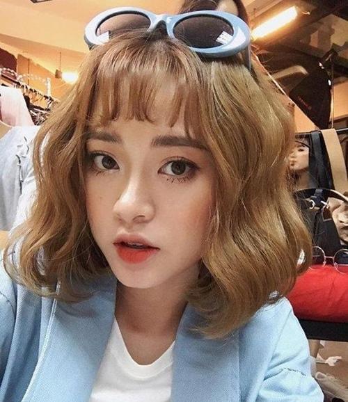 Gợi ý bạn gái những kiểu tóc ngắn đẹp nhất 2019 - Ảnh 7