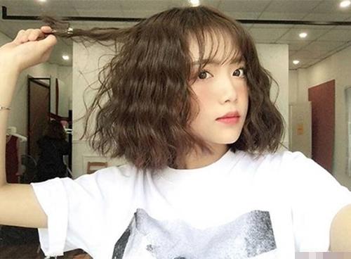 Gợi ý bạn gái những kiểu tóc ngắn đẹp nhất 2019 - Ảnh 8