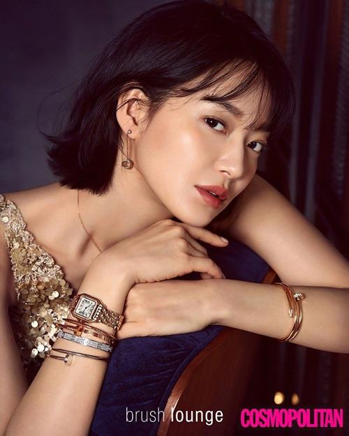 U40 vẫn trẻ xinh như Song Hye Kyo, thẳng tay xuống tóc là điều nên thử! - Ảnh 12