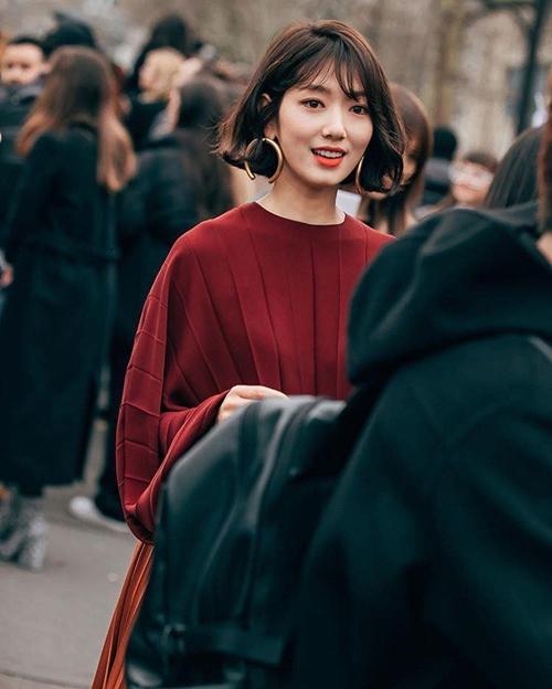 U40 vẫn trẻ xinh như Song Hye Kyo, thẳng tay xuống tóc là điều nên thử! - Ảnh 4