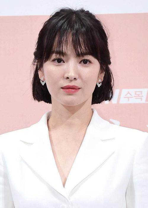 U40 vẫn trẻ xinh như Song Hye Kyo, thẳng tay xuống tóc là điều nên thử! - Ảnh 7
