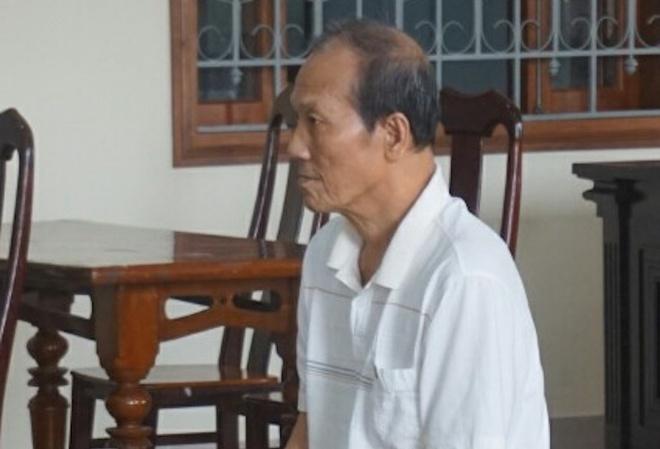 'Yêu râu xanh' 78 tuổi hiếp dâm bé gái 6 tuổi lãnh án - Ảnh 1