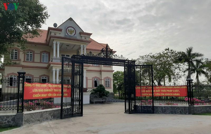 Người dân tố Công ty Phi Long lừa bán đất nền 4 dự án ở Bình Chánh - Ảnh 1