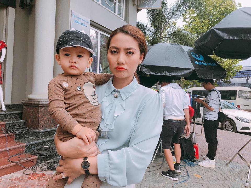 Chưa đầy 2 tuổi, 'hoàng tử' nhà Ngọc Lan – Thanh Bình đã đẹp trai như soái ca - Ảnh 2